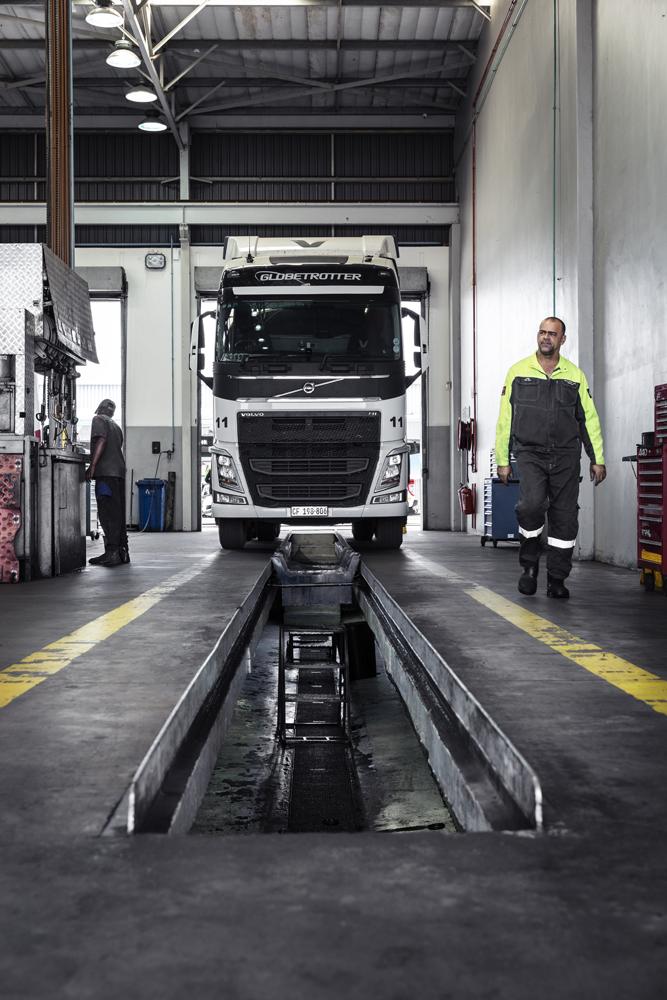 Volvo Trucks pone en marcha su Campaña de Seguridad, entre el 1 de noviembre y el 28 de febrero de 2020, en la que se realiza la revisión gratuita de los sistemas de seguridad de los camiones Volvo.