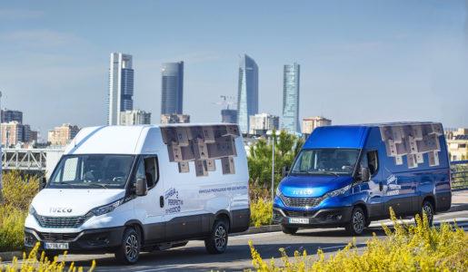 Iveco pone en marcha la Caravana Daily y una oferta de renting con reembolso