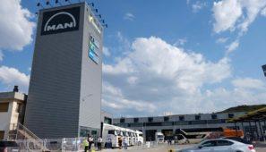 Eurocam inaugura un MAN Truck&Bus Service en La Rioja.