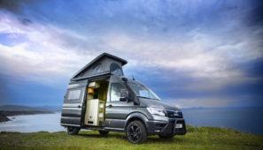 MAN lleva la TGE Camper en diferentes versiones y configuraciones al Salón Caravaning de Barcelona.