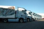 Caen las matriculaciones de vehículos industriales en toda Europa