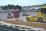 Campeonato Europeo de Camiones: Hahn campeón, Albacete segundo