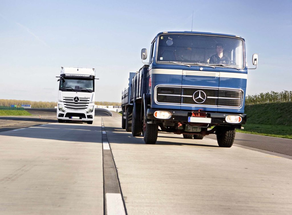 La CNMC impugna judicialmente ante el Tribunal Supremo el requisito de antigüedad de cinco meses de los camiones que mantiene el nuevo ROTT.