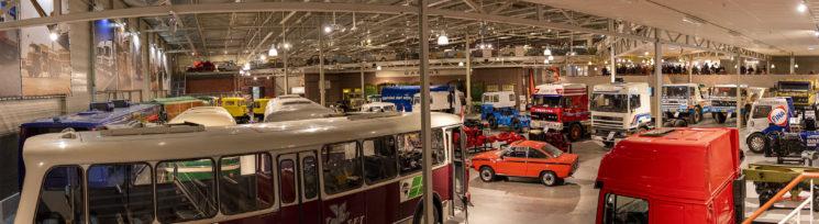 El Museo DAF lo visitan 60.000 personas cada año.
