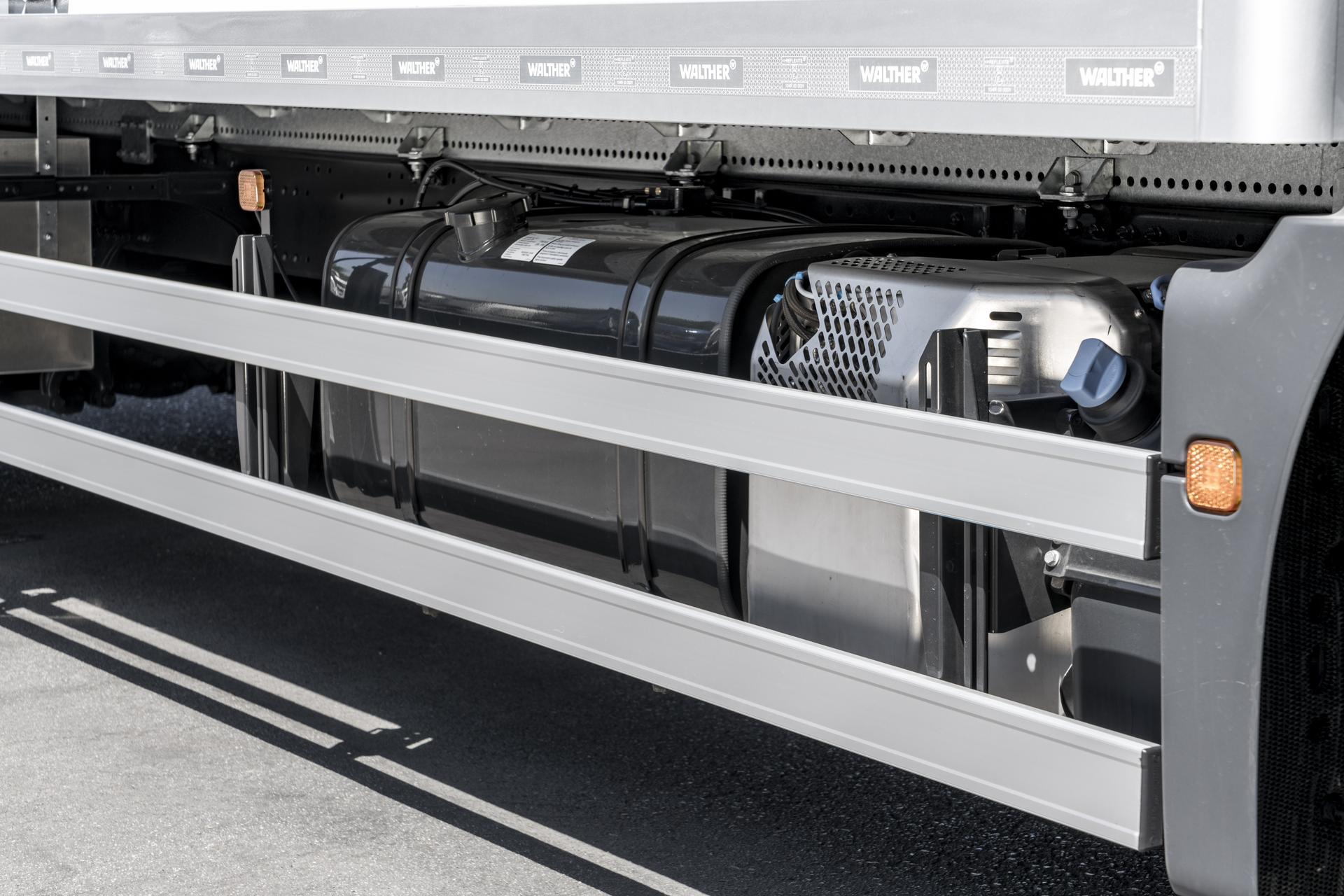 A partir de enero de 2022 los camiones que se vendan habrán superado unos controles de emisiones de NOx y de partículas mucho más estrictos de los actuales.
