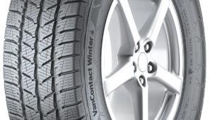 Mejor neumático de vehículo comercial de invierno para Continental