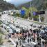 """Admitida la denuncia de las asociaciones de transportistas contra los responsables políticos de los cortes de carreteras en Cataluña tras la sentencia del """"Procés""""."""