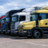 Fomento defiende el mantenimiento del requisito de exigencia de una antigüedad inicial máxima de cinco meses de los camiones para acceder al sector de transporte por primera vez.