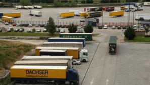 Un objetivo del Plan de Inspección 2020 son las grandes plataformas logísticas, donde se produce un volumen importante de operaciones de carga y descarga de mercancías.