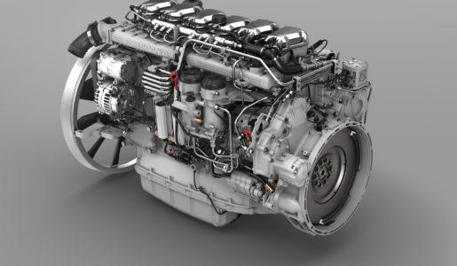 Scania mejora los motores de 9 y 13 litros