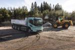 Volvo Trucks presenta camiones conceptuales para el transporte pesado de construcción y regional