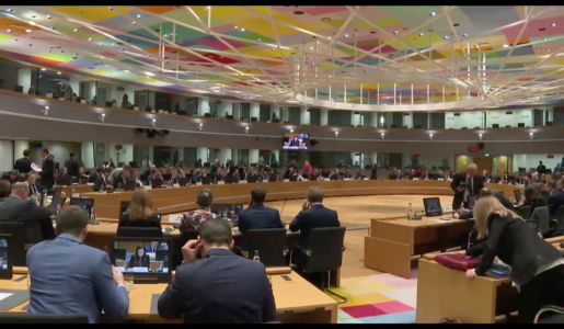 El Consejo de Ministros europeo piensa en la euroviñeta como medida medioambiental