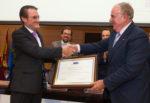 Jaime revilla, presidente de Iveco España, Personaje Ilustre de la Automoción Española