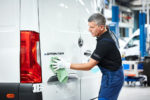 Mercedes-Benz Vans ha iniciado la producción en serie de la eSprinter totalmente eléctrica