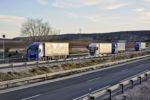 La DGT va a restringir desde Burgos la salida de camiones a Europa por la AP-1/N-1
