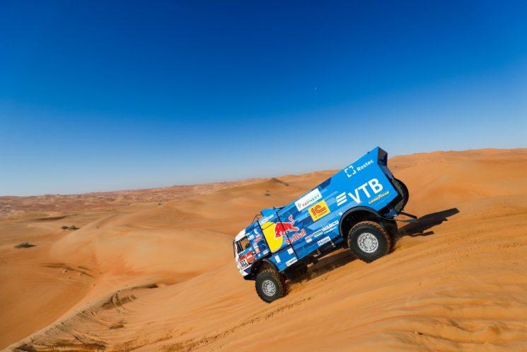 Y Karginov se hizo con la victoria final en este Dakar 2020 que ha transcurrido por Arabia Saudí.