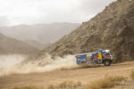Dakar 2020 camiones. Etapa 4: etapa y liderato para Kamaz