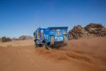 Dakar 2020 camiones. Etapa 3: Kamaz acelera, pero MAZ mantiene el liderato
