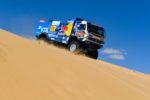 Dakar 2020 camiones. Etapa 5: Kamaz acapara el pódium