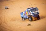 Dakar 2020 camiones. Etapa 6: una de cal y otra de arena para Kamaz