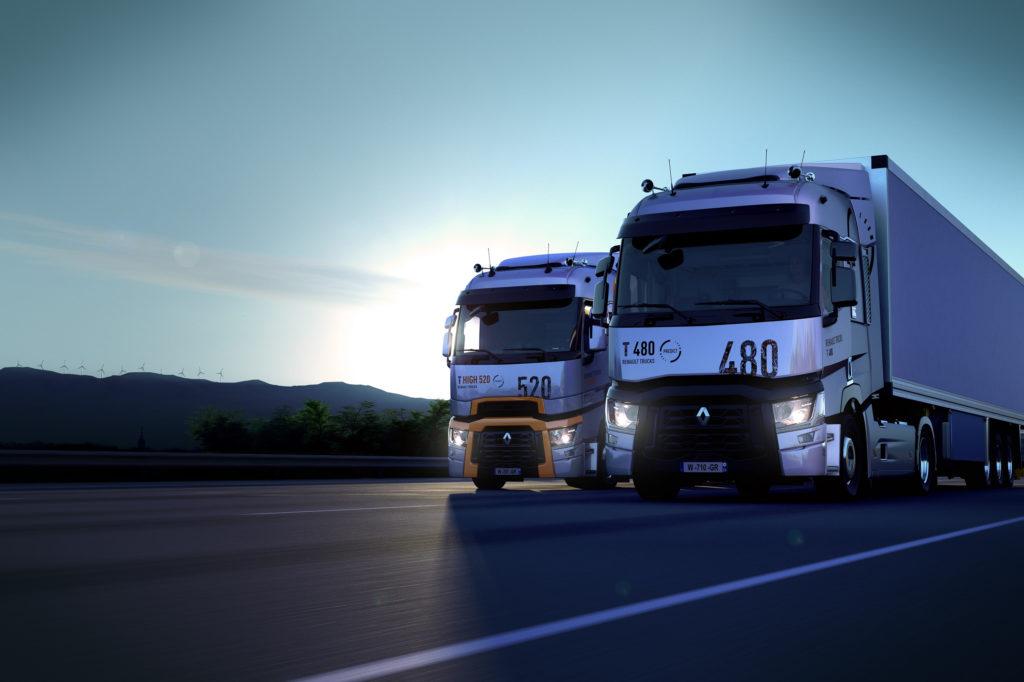 Renault Trucks inicia la comercialización de su gama 2020 para larga distancia (serie T) y para distribución (serie D) con motores y equipamientos que reducen el consumo de combustible.