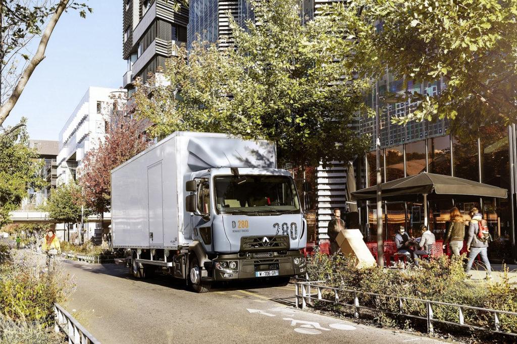 La Serie D de renault Trucks ha recibido mejoras en su versión 2020 con nuevo equipamiento de optimización del consumo y seguridad.