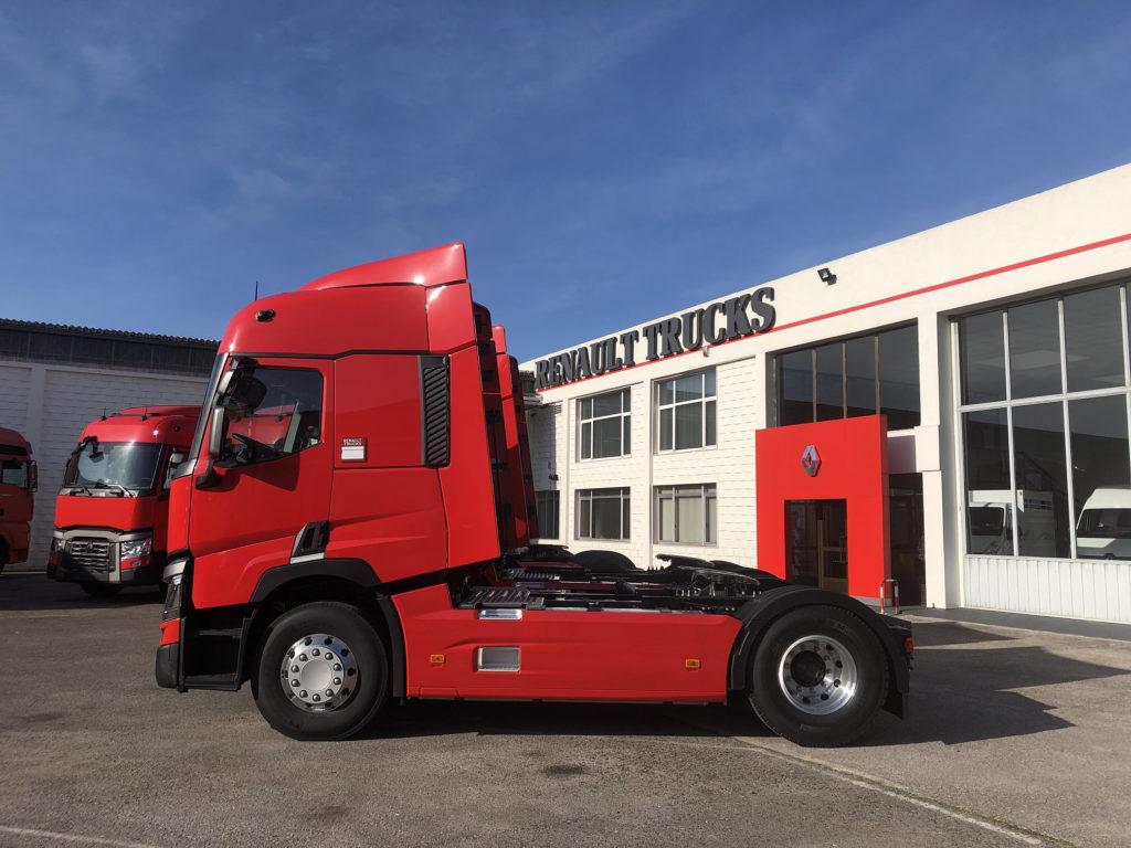 Renault Trucks confía la distribución, venta y posventa de Cantabria, Vizcaya y Álava a Pedro Gutiérrez Liébana.