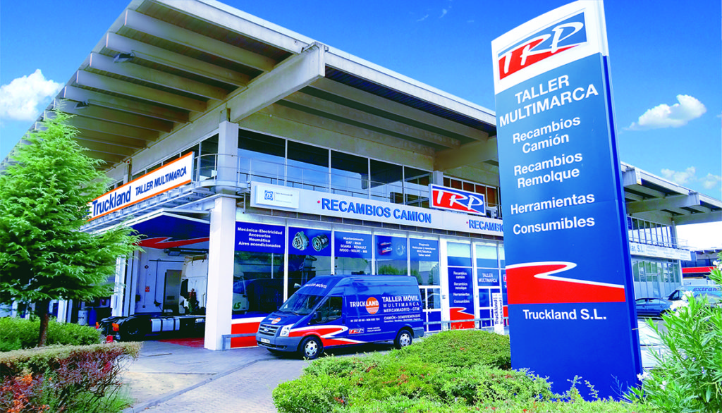 Truckland se reorganiza y concentra toda su actividad en sus instalaciones de Alcalá de Henares y Valdemoro, con el cierre del taller multimarca de Madrid CTM.