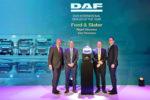 DAF reconoce a sus mejores concesionarios europeos