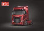 Iveco recibe un premio por el diseño del S-Way