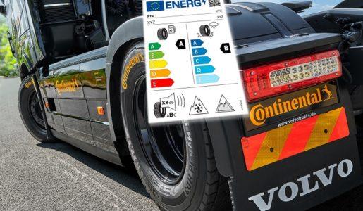 Los neumáticos tendrán una nueva etiqueta de eficiencia y seguridad