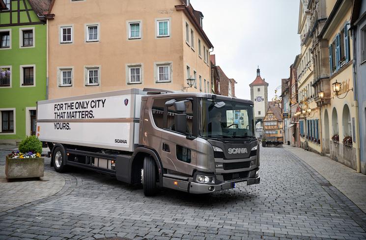 El motor DC07, de siete litros, ya está disponible también para la Serie L de Scania.