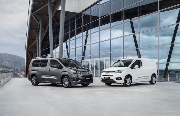 Toyota lanza en España la nueva furgoneta Toyota Proace City con la que completa su gama de vehículos comerciales que van desde el Yaris Hybrid Ecovan al Proace. A la vez, lanza su marca Toyota Professional para una atención especializada a los vehículos comerciales.