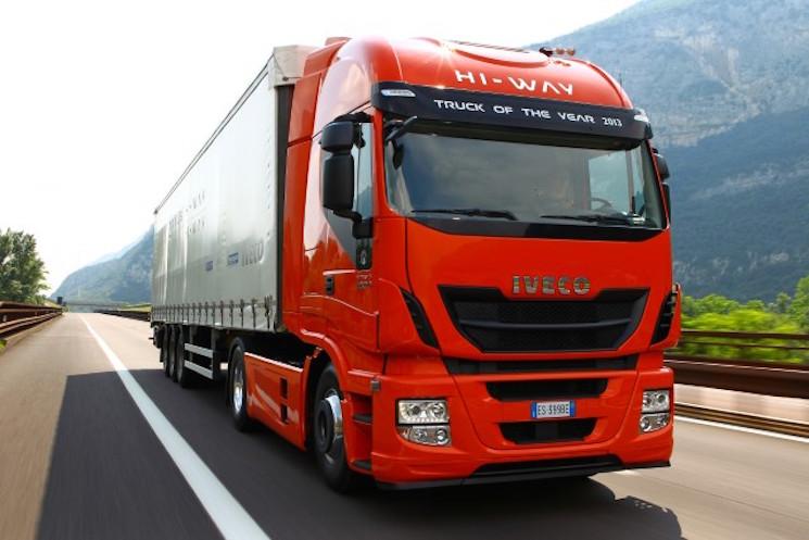 Iveco regala las tres primeras cuotas de un Stralis seminuevo matriculado en 2015 y con entre 300000 y 600000 kilómetros.