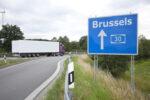 Formulario para facilitar el tránsito en la frontera belga a los camiones