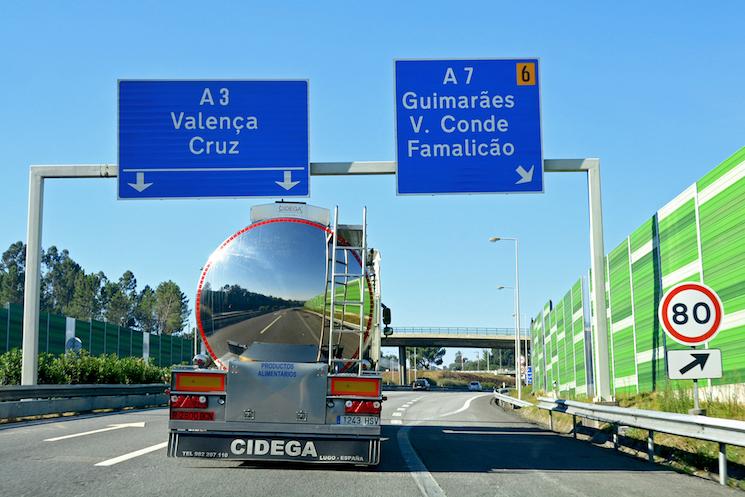 Portugal ha comunicado las exenciones en su territorio a los tiempos de conducción y descanso que son iguales a las españolas.