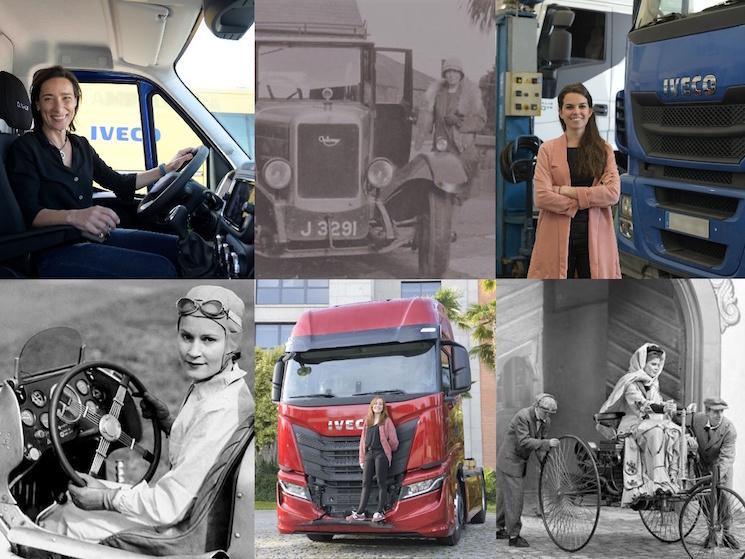 Iveco tiene motivos sobrados para celebrar el Día Internacional de la Mujer.