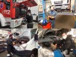 La Red de Servicio Iveco está  operativa al servicio del transporte
