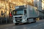 Madrid permite circular temporalmente camiones de más de 18 toneladas dentro de la M30