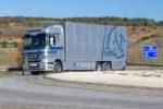 Transportes elimina los tiempos de descanso de los animales durante su transporte