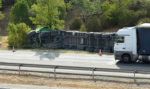 Se triplica el ratio de conductores de camión fallecidos en accidente de tráfico