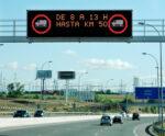 Tampoco habrá restricciones para camiones en el País Vasco en el puente de San José ni en Semana Santa