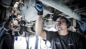 Scania aplaza dos meses el pago de las reparaciones efectuadas ente el 9 de abril y el 31 de mayo.