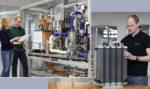 Bosch inicia la producción a gran escala de pilas de combustible para camiones