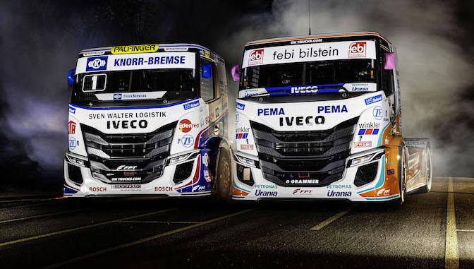IVECO presenta su nuevo camión de carreras el S-Way R