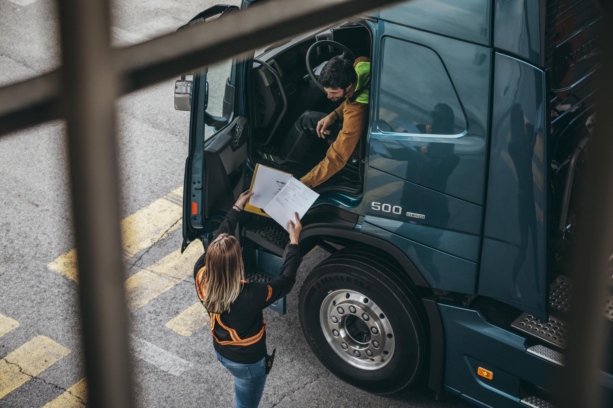 Desde el 18 de mayo Italia ya no exige a los transportistas el certificado de desplazamiento ni la declaración del departamento de Prevención.
