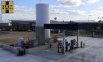 Nueva gasinera de HAM en Albacete