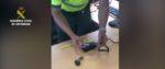 La Guardia Civil imputa al conductor, al taller y a la empresa por manipulación del tacógrafo