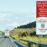 El Gobierno navarro ha presentado un nuevo plan por el que se imponen peajes a camiones en cinco de sus carreteras: A121A, A1, A10, A15 y A68.
