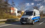Mercedes-Benz pone la eSprinter a la venta en España